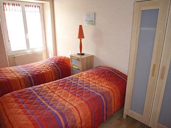 Gîte Champfleuri à Machecoul seconde chambre